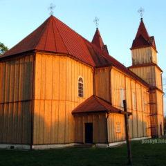 Костел Рождества Девы Марии д. Дуды