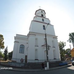 костел Рождества Девы Марии в Борисове