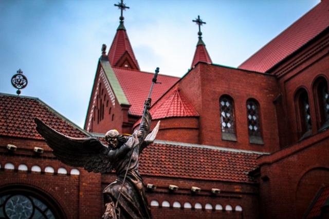 Костёл Святого Симеона Минск