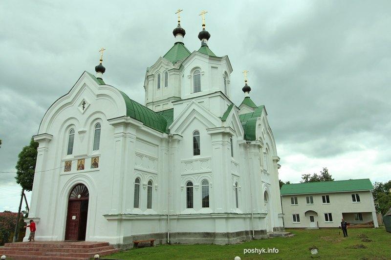 церковь бешенковичи
