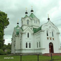 Церковь святого пророка Ильи, Бешенковичи