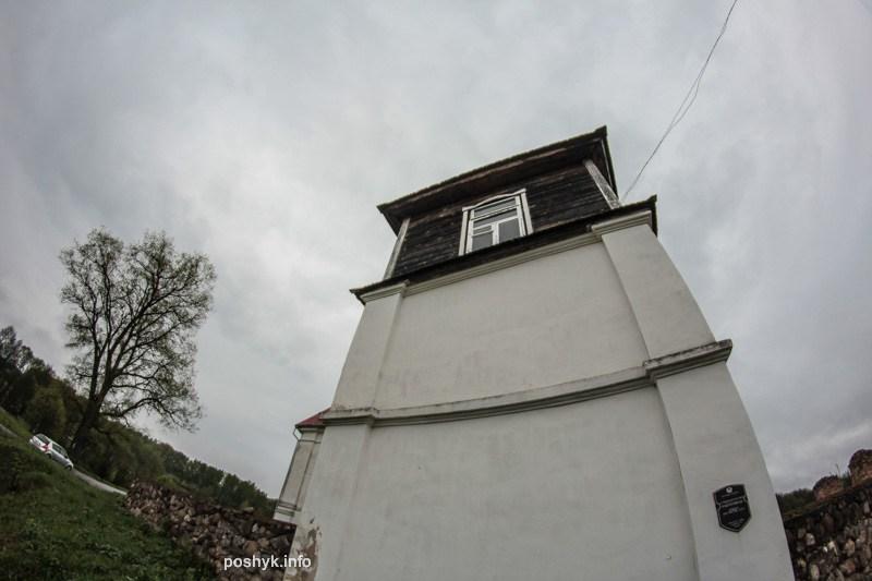 успенская церковь башня