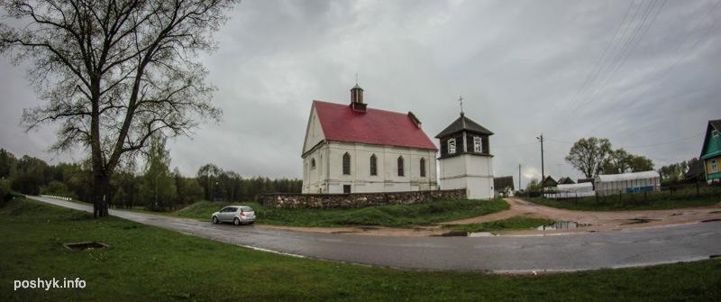 церковь Плебань