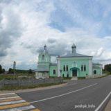 Церковь Троицкая в деревне Монастырь
