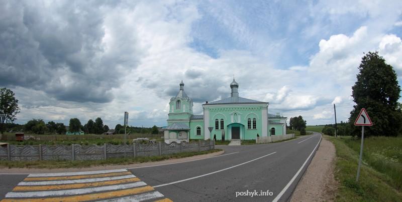 троицкая церковь монастырь
