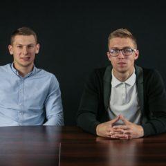 Интервью с Соучредителями SMM-агентства UFOX media и Образовательного Центра «Rocket» (видео)