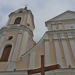 Костел Девы Марии Ангельской и Монастырь Францисканцев в Гродно