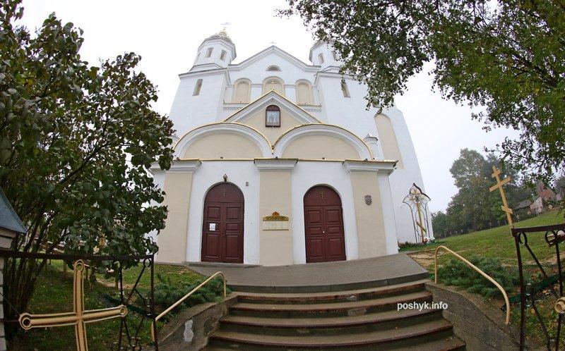 Борисоглебская церковь Новогрудок