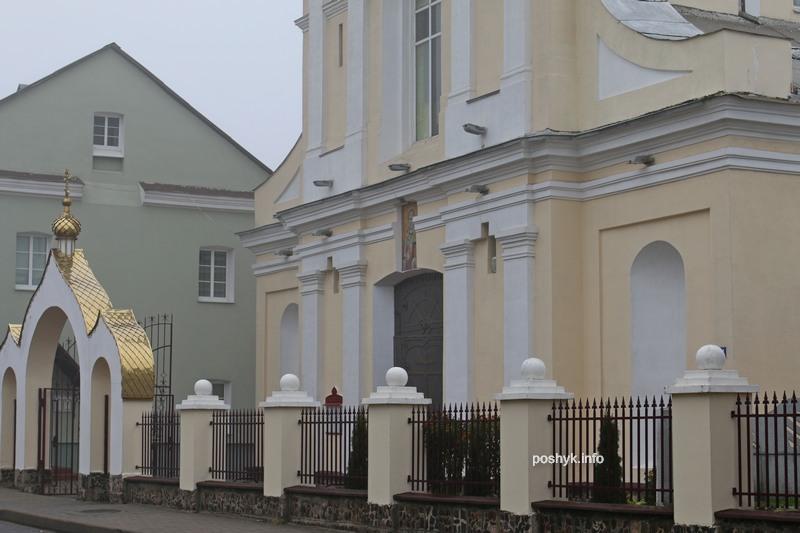 церковь николая в новогрудке