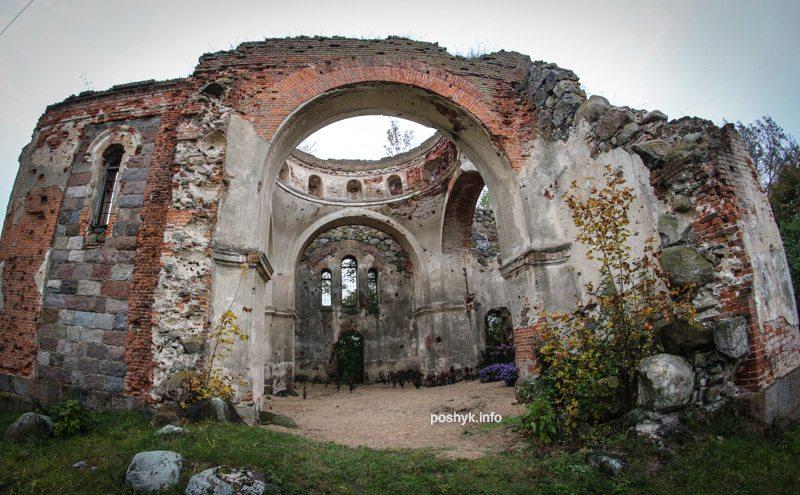 церковь Березовец