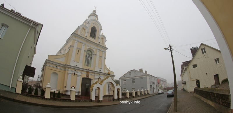 церковь николая в новогрудке панорама