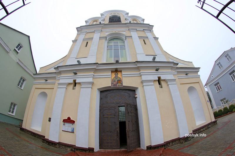 церковь николая в новогрудке центр