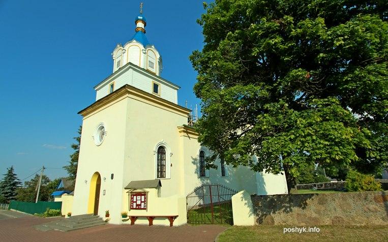 троицкая церковь в мире