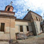 церковь Троицкая в деревня Бытча