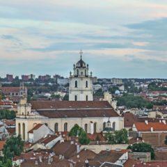 Гид выходного дня. Тур по Вильнюсу.