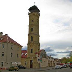 Пожарная Каланча (Башня) в Гродно