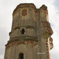 Монастырь Картезианцев. Монастырские руины Береза.