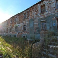Руины монастыря Базилиан в Орше