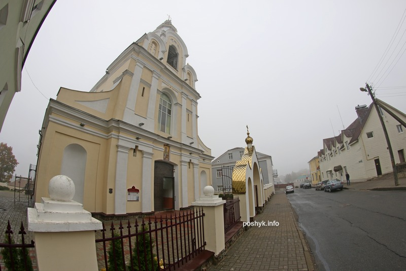 церкви новогрудка