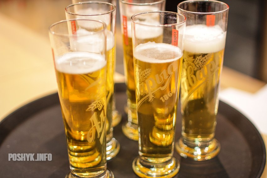 музей пива аливария Art of beer