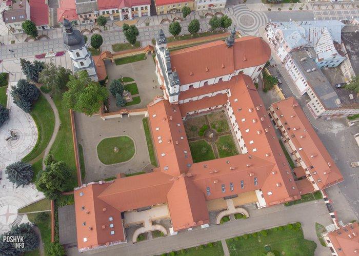 Пинский монастырь