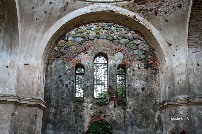 церковь Березовец как добраться