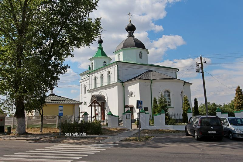 церковь сеница