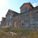 Руины в Прилуках. Дом для рабочих