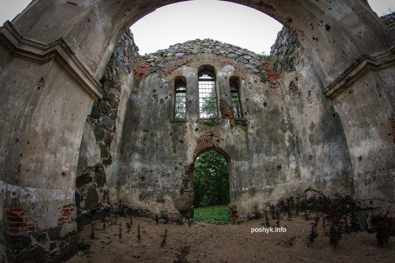 церковь Березовец история