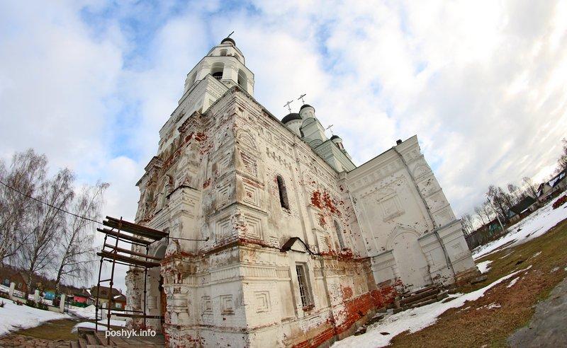 церковь улла