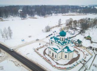 Церковь Святителя и Чудотворца Николая в деревне Станьково