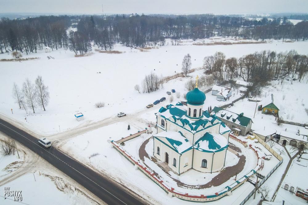 Свято Никольский храм в Станьково