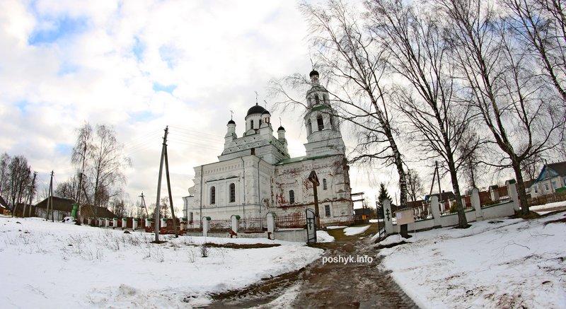 церковь в улле