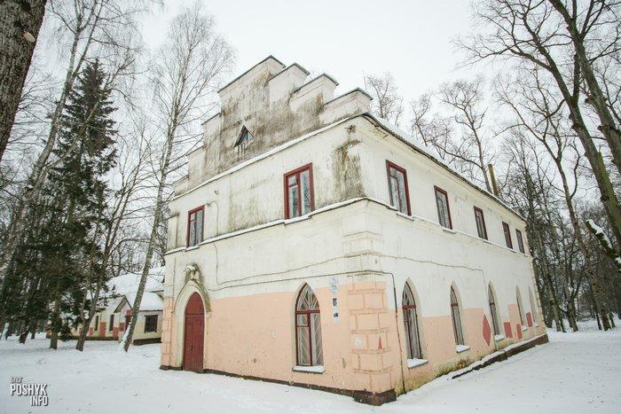 Дом прислуги Станьково