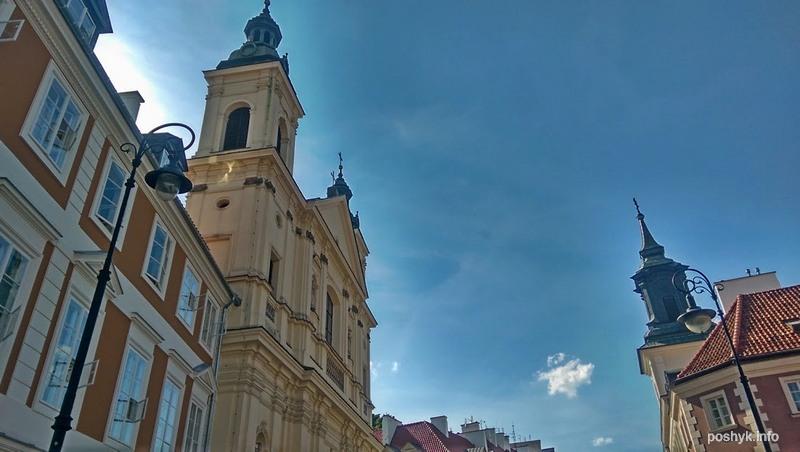 Костел Варшава