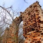 Руины Синагоги в местечке Новый Свержень