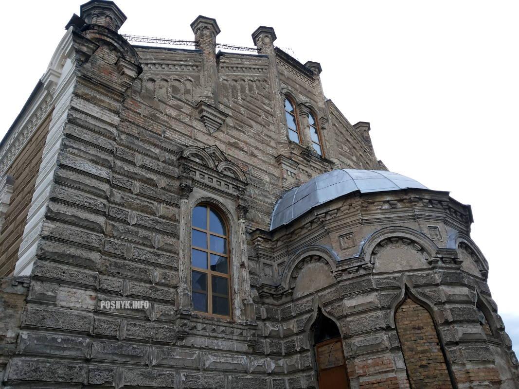Большая хоральная синагога Гродно