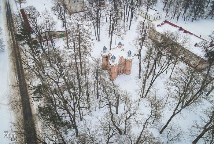 Деревня Станьково Беларусь