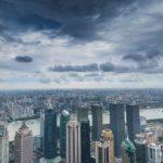 Стеклянная смотровая площадка на 88 этаже в Шанхае!
