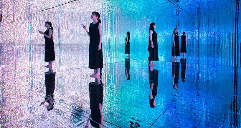 Самая грандиозная выставка цифрового искусства в Японии