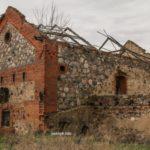 Володута — руины бровара на пути в Рованичи