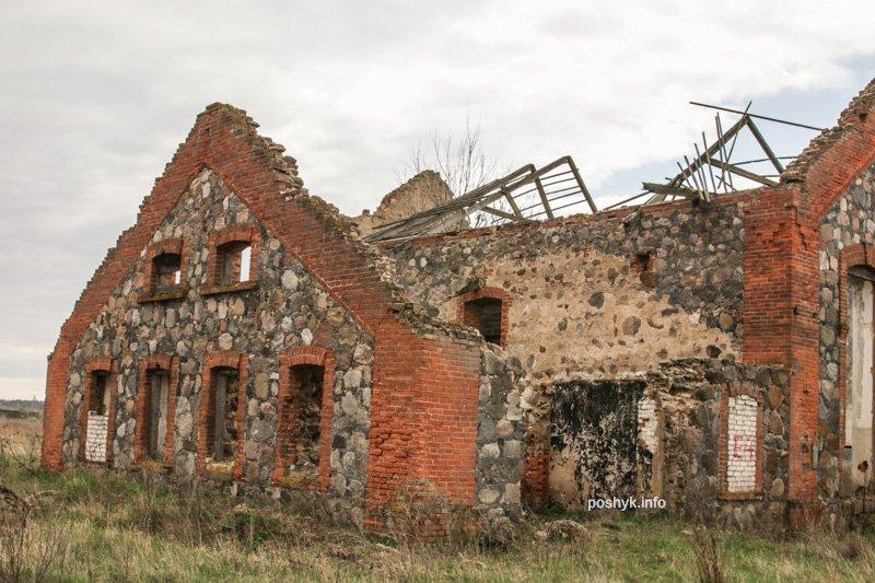Володута руины бровара