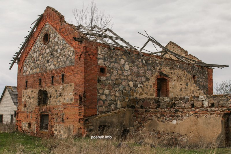 Володута - руины бровара