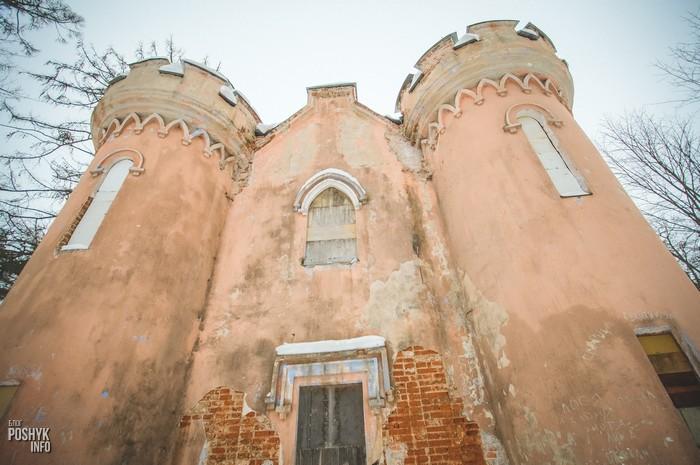Замок Станьково