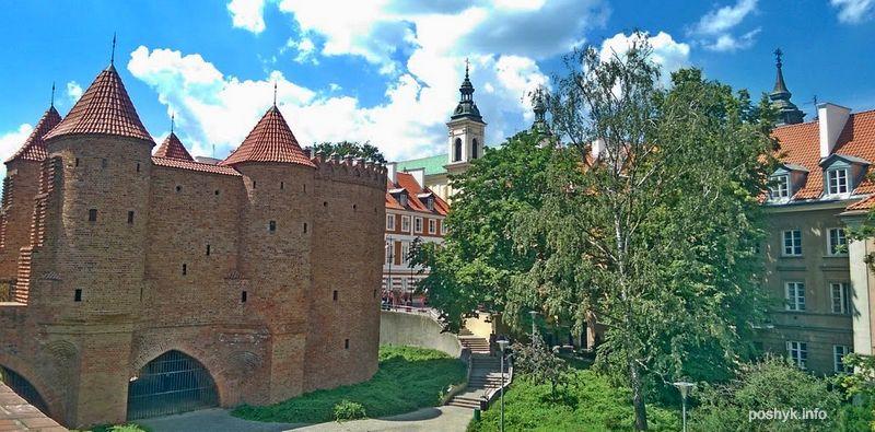 Барбакан Варшава