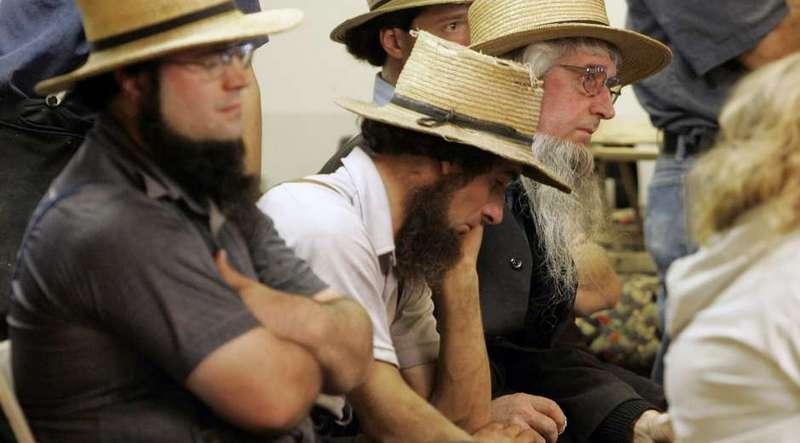 бороды амишей