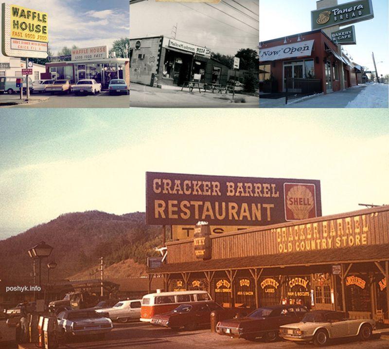 Американские сетевые рестораны