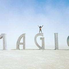 Арт-Фестиваль Burning Man 2016