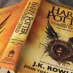 "Рецензия на книгу ""Гарри Поттер и проклятое дитя"""