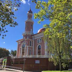 Соборная мечеть в Минске